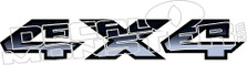 4x4 21 Decal Sticker