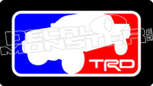 TRD Professional Decal Sticker