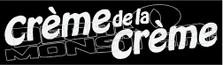 Creme de la Creme JDM Decal Sticker