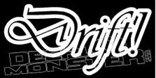 Drift 3 JDM Decal Sticker