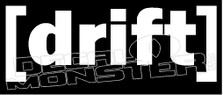 Drift 4 JDM Decal Sticker