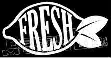 Fresh 2 JDM Decal Sticker