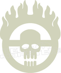 Mad Max Decal Sticker