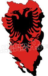 Poland Polish Eagle Decal Sticker