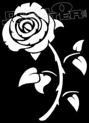 Rose Hawaii Decal Sticker