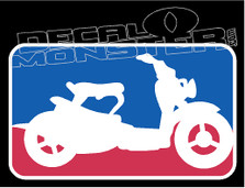 National Ruckus Association Decal Sticker