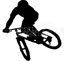 Mountain Bike 3 Decal Sticker