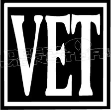 Armed Forces Veteran 1 Decal Sticker