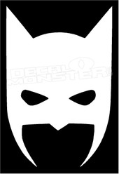 Batman Silhouette 1 Decal Sticker