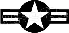 USA Army Star 2 Decal Sticker