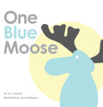 One Blue Moose