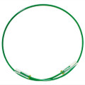 """PTFE Tubing for Reactive gases 1 Foot Length, 0.09"""" I.D x 0.125"""" O.D"""