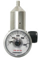 GASCO 70-Series Calibration Gas Regulator Fixed 0.5 LPM C-10 Connection (70-0.5)