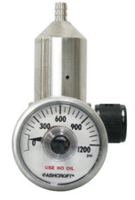 GASCO 70-Regulator 70-Series Calibration Gas Regulator (C-10 Connection)