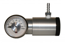 Dial-A-Flow Regulator with 9 Flow Increments (0.3, 0.5, 0.7, 0.9, 1.0, 1.5, 2.0, 2.5, 3.0) Available for 103, 58 & 34 Liter Cylinders