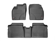 445251-442562 Black Prius Plug-in Weathertech Mats