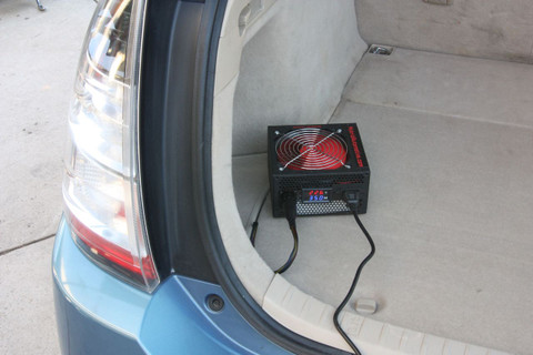 Hybrid Battery Preventative Maintenance Grid Charger For