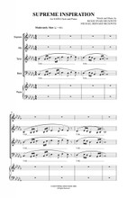 Supreme Inspiration choral arrangement.