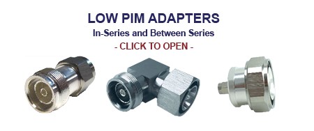 Click Here for Low PIM Adapters