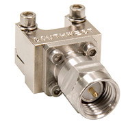SMA (27GHz) Male End Launch Connector - Standard Profile
