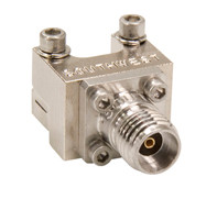 1092-01A-5 main view for Southwest Microwave 2.92 mm Female End Launch Connector - Standard Profile tested to 40 GHz
