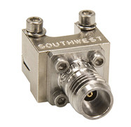 1492-02A-5 main view for Southwest Microwave 2.4 mm Female End Launch Connector - Standard Profile tested to 50 GHz