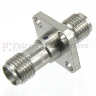 Fairview Microwave SMA Female to SMA Female 4-Hole Flange Adapter - 18 GHz