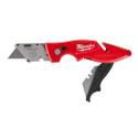 Milwaukee FASTBACK II™ Flip Utility Knife With Storage