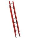 16' Fiberglass Extension Ladder, Type IA 300lb - Louisville Ladder