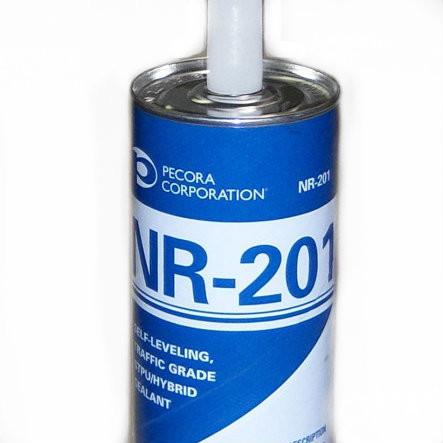 NR201 Self-Leveling,Traffic-Grade Sealant, 30 oz Cartridge - Pecora