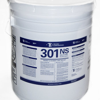 301NS Non-Sag Highway & Pavement Joint Sealant, 4 5 gal  - Pecora