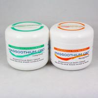 4oz Warming and Cooling CBD/Magnesium/Arnica Cream Gift Set