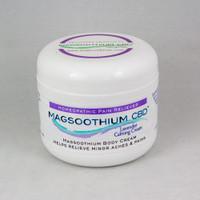 4oz CBD / Lavender calming cream infused with Melatonin