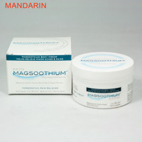 3oz Magsoothium Mandarin Infused Massage Cream