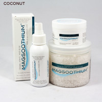 Magsoothium's Coconut Infused Summer Soothing Set