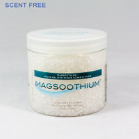 16oz Magsoothium Scent Free Recovery Crystals