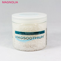 16oz Magsoothium Magnolia Soaking Crystals