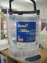 Mop Bucket APC Clear all plastic