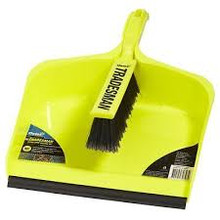 Oates Tradesman Extra Large Dustpan Set