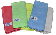 Edco Microfibre Cloth in packs of 3