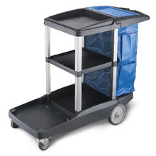 Oates Platinum Janitors Cart MKII