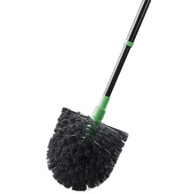Oates Premium Outdoor Domed Cobweb Broom & Handle