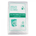 Bin Liner 240lt High Density HDPE Natural Heavy Duty