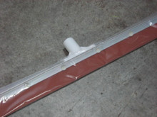 Pictured is complete squeegee. You will get ONLY the red rubber