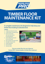 Timber Floor Startup Kit