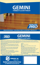Gemini Vinyl or Timber Sealer