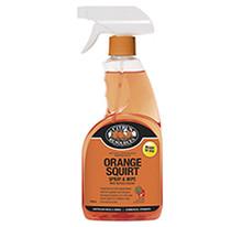Squirt spray