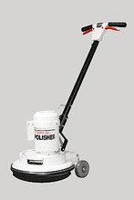 Polivac Rotary Scrubber - C27 - Slow Speed