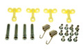 68-82 eadlight adjuster kit 3845k