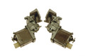 63-67 Corvette Headlight Motors (Pair)